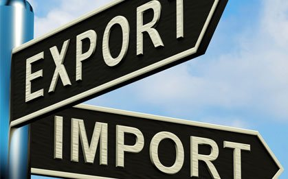Zoll Export und Import