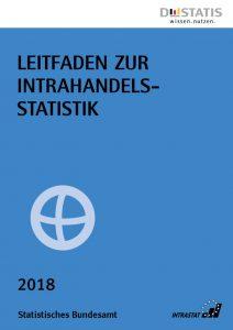 thumbnail of Leitfaden Intrahandelsstatistik 2018