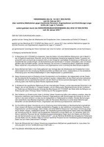 thumbnail of Restriktive Maßnahmen Tunesien 30.01.2018