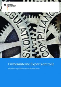 thumbnail of Firmeninterne Exportkontrolle