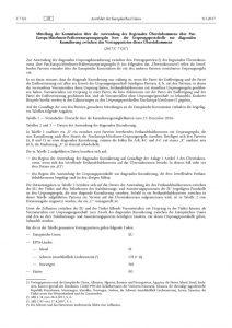 thumbnail of Mitteilung der Kommission über die Anwendung des Regionalen Übereinkommen
