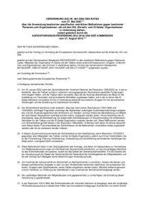 thumbnail of bestimmter spezifischer restriktiver Maßnahmen gegen bestimmte Personen und Organisatione 27