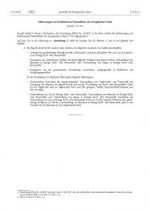 thumbnail of Erläuterungen zur Kombinierten Nomenklatur der Europäischen Union c327-11 vom 17.09.2018