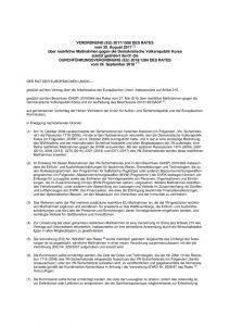 thumbnail of restriktive Maßnahmen gegen die Demokratische Volksrepublik Korea 26.09.2018