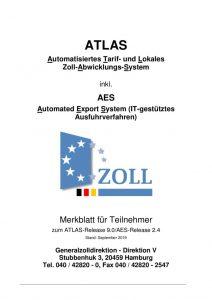 thumbnail of Merkblatt ATLAS-Release 9.0