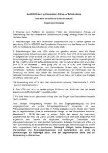 thumbnail of Ausfüllhilfe zum elektronischen Antrag auf Entscheidung über eine verbindliche Zolltarifauskunft