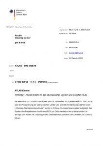 thumbnail of Warenverkehr mit den Überseeischen Ländern und Gebieten (ÜLG)