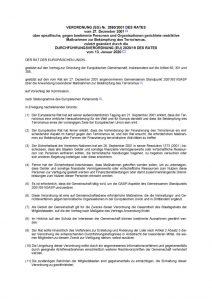thumbnail of Maßnahmen zur Bekämpfung des Terrorismus 20.01.2020