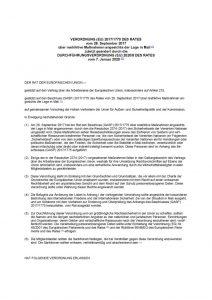 thumbnail of restriktive Maßnahmen angesichts der Lage in Mali