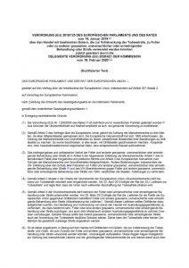 thumbnail of Handel mit bestimmten Gütern, die zur Vollstreckung der Todesstrafe, zu Folter