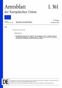 thumbnail of Gemeinsamer Zolltarif 2021