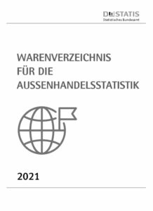 thumbnail of WARENVERZEICHNIS FüR DIEAUSSENHANDELSSTATISTIK 2021